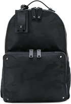 Valentino Garavani Valentino Camouflage backpack - men - Leather/Nylon - One Size