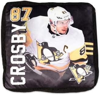 Nhl NHL Sidney Crosby Faux Shearling Pillow