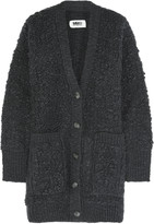 MM6 MAISON MARGIELA Wool-bouclé cardigan