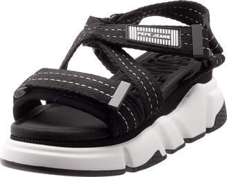 Pepe Jeans Women's FALMER Cross Platform Sandals
