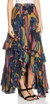 Free People Bring Back Summer Ruffle Maxi Skirt