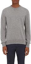 Officine Generale Men's Cashmere Sweater-GREY
