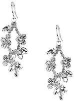 Cezanne Petite Flowers Drop Earrings