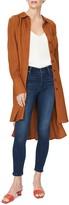 Habitual Rae Long Sleeve Shirt Dress
