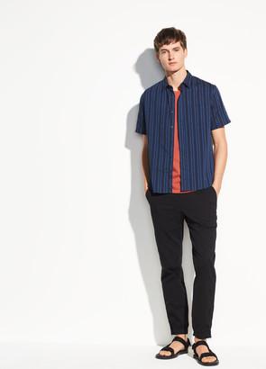 Multi Stripe Short Sleeve