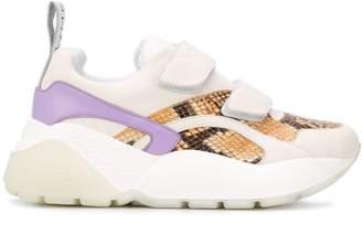 Stella McCartney Eclypse touch-strap sneakers
