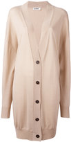 Jil Sander long cardigan - women - Virgin Wool - 36