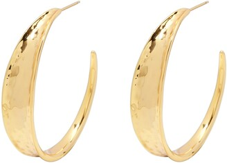Gorjana Leo Hoop Earrings