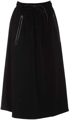 Gucci Pleated Midi Skirt