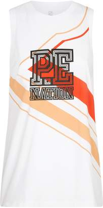 P.E Nation Cutshot Tank Top