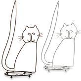 Taymor® Standing Cat Toilet Paper Holder