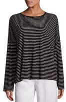 Vince Relaxed Striped T-Shirt
