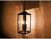 Hurdland 2-Light Outdoor Hanging Lantern Gracie Oaks