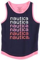 Nautica Little Girls' Yoga Tank (2T-7)