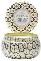 Voluspa Maison Blanc - Gardenia Colonia 2-Wick Candle