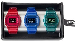 G-Shock Multicolor Digital Watch Gift Set, 42.8mm x 42.8mm - 100% Exclusive