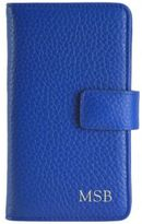 GiGi New York Personalized Pebbled Leather iPhone 6 Case & Wallet
