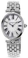 Frederique Constant Classics Art Deco Stainless Steel Watch, 30mm