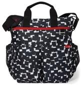 Skip Hop Infant 'Duo Signature' Diaper Bag - Grey