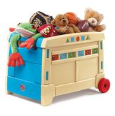 Step2 Lift & Roll Toy Box