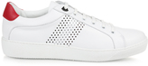 Moncler Leni low-top leather trainers