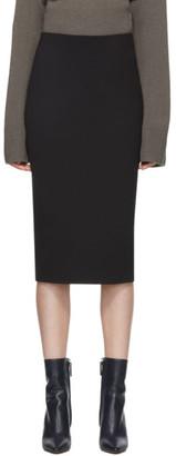 The Row Black Rabina Skirt