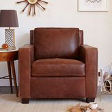 west elm Henry® Leather Armchair