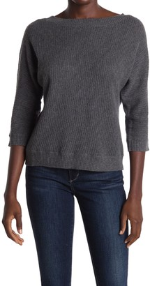 Griffen Cashmere V-Back Cashmere Sweater