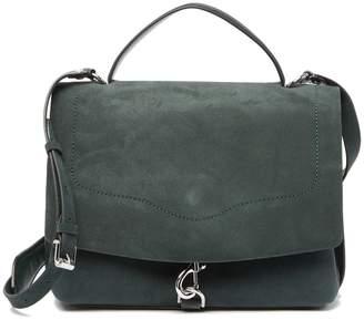 Rebecca Minkoff Stella Suede & Leather Satchel