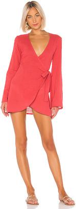 LPA Daydream Wrap Dress