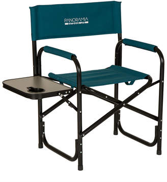 Glitz Home 33.27In Camping Outdoor Folding Metal Director Chair