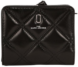 MARC JACOBS, THE Mini compact wallet