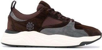 Eleventy Low-Top Chunky Trainers