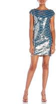 Alexis Mabille Sequin Mini Dress