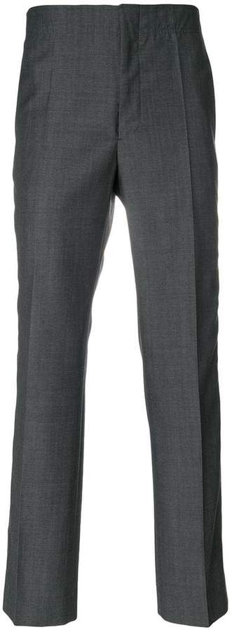 Maison Margiela tailored pleated trousers