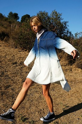 Free People Romi Denim Dress