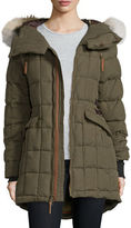 Sorel Hooded Water-Resistant Conquest Carly Parka