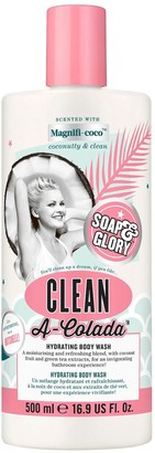 Soap & Glory Magnificoco Clean-A-Colada Body Wash