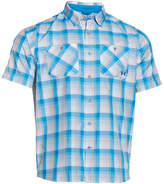 Under Armour Men's Chesapeake Plaid Short Sleeve Shirt