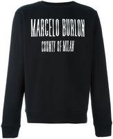 Marcelo Burlon County of Milan Elmisticrew