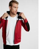 Express color block track jacket