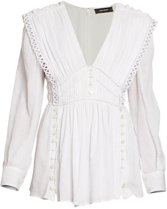 Isabel Marant Laxo Luna Mini Dress