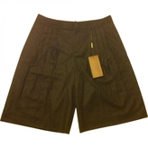 Gucci Black Polyester Shorts