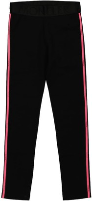 Moncler Enfant Stretch-cotton leggings