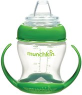 Munchkin Flexi Transition Cup - Green - 4 oz