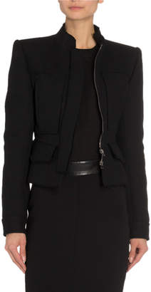 Tom Ford Short Peplum Jacket
