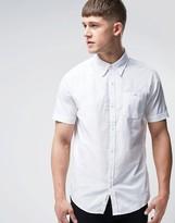 Bellfield Oxford Shirt In Regular Fit