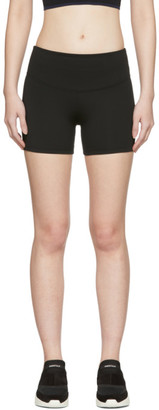Ernest Leoty Black Emma Shorts