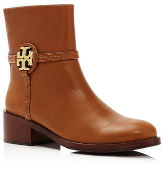 Tory Burch Women's Miller Leather Booties
