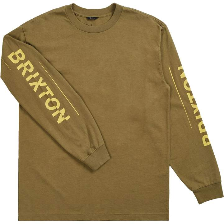 0a22ccb10 Brixton Men's Tshirts - ShopStyle